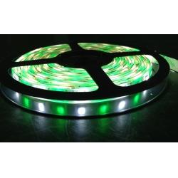 SMD5050 60pcs/m mixed color led flex strip