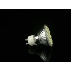Dimmable 21pcs SMD5050 LED lamp,LED spotlight,LED bulb light GU10