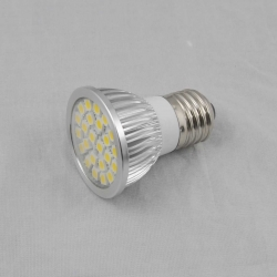 CE,RoHS,TUV approved 24pcs 5050 SMD led spotlight E27