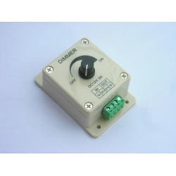 12V/96W Single color led dimmer controller with CE&RoHS