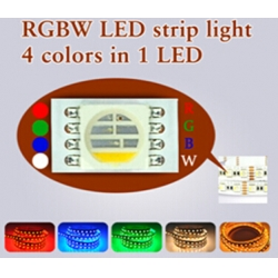 4in1 RGBW LED STRIP LIGHT