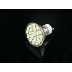 GU10 21pcs 5050SMD LED spotlight