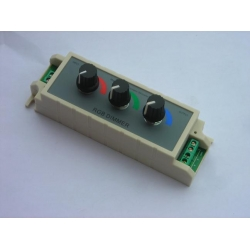 three channels RGB LED dimmer controller with CE&RoHS certificate