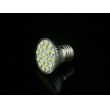 Dimmable 21pcs SMD5050 LED lamp,LED spotlight,LED bulb light E27
