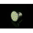 Dimmable 18pcs SMD5050 LED spotlight, LED lamp,LED bulb light E27