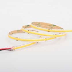 Factory price 10mm PCB COB LED strip 512chips
