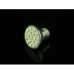 Dimmable 18pcs SMD5050 LED spotlight, LED lamp,LED bulb light E27