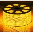 3528SMD 60LED PVC Extrude waterproof High voltage led light strip
