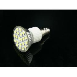 Dimmable 21pcs SMD5050 LED lamp,LED spotlight,LED bulb light E14