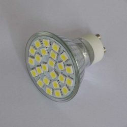 24 pcs 5050 SMD LED lamp GU10