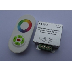 touch led slide RGB controller