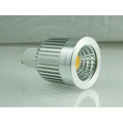 hotsale 560lm new cob led spotlights 6W gu10 CE RoHS TUV