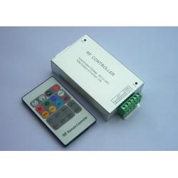 20-key RF LED Controller with CE&RoHS(Aluminum)