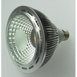 13W 950LM PAR38 COB led spotlight bulb(CE&RoHS)
