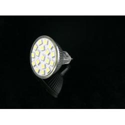 18pcs 5050 SMD LED Spot light,MR16