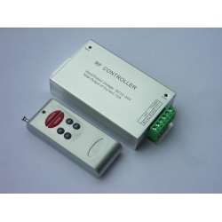 6-KEY RF LED controller with CE&RoHs(Aluminum)
