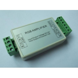 LED RGB controller Mini type Amplifier 12V-144W, 24V-288W