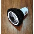 GU10 4W COB Led Spotlight die-casting aluminum AC86~260V
